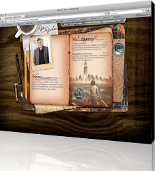 Rick Riordan Demo Screenshot