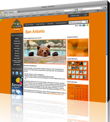 NickScene.com Screenshot