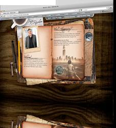 Rick Riordan Demo Screenshot